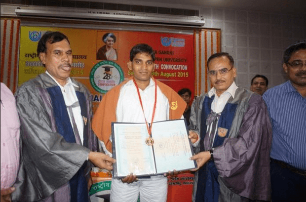 IGNOU Toppers 2018-2019