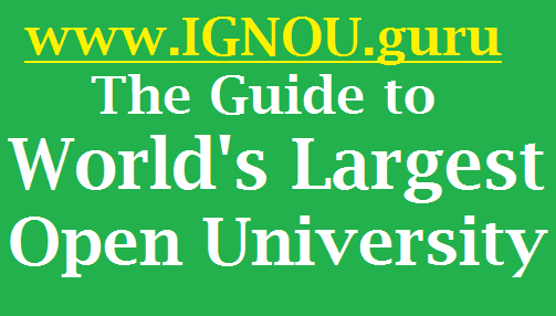 Study centers of ignou hall